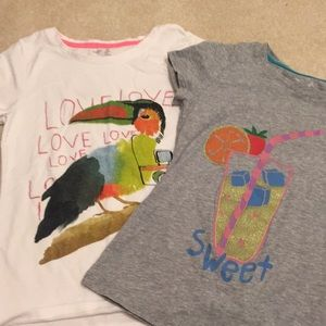 GAP bundle of T-shirts